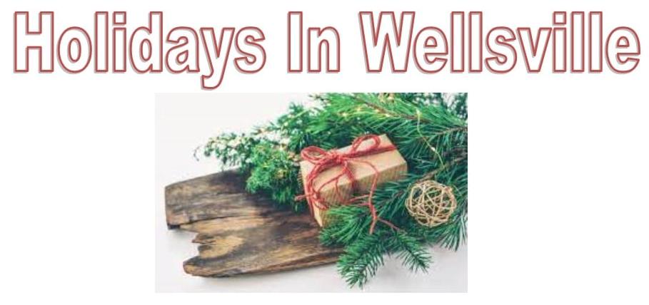 Holidays In Wellsville logo